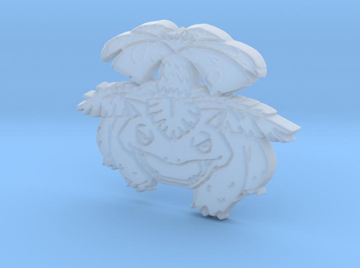 Venusaur 3d printed
