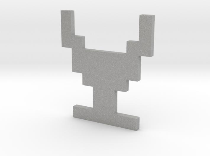 Atari Adventure Chalice - Medium 3d printed
