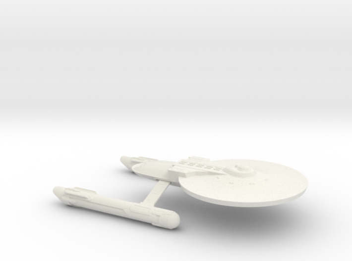 USS Ares NCC-1650 / 15cm - 5.9in 3d printed