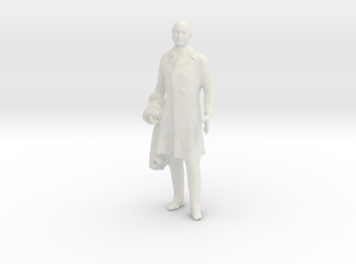 Printle F John Quincy Adams - 1/24 - wob 3d printed