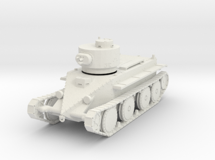 PV22F T.3 Medium Tank - Christie M1931 (1/35) 3d printed