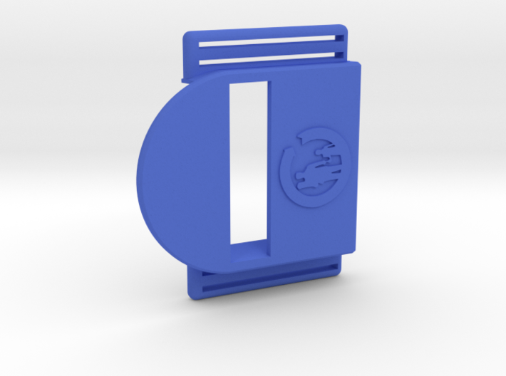 Bark Mini – Armband for MiaoMiao, the Libre reader 3d printed
