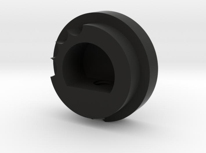 ASG CZ EVO III Selector Blank - LHS 3d printed