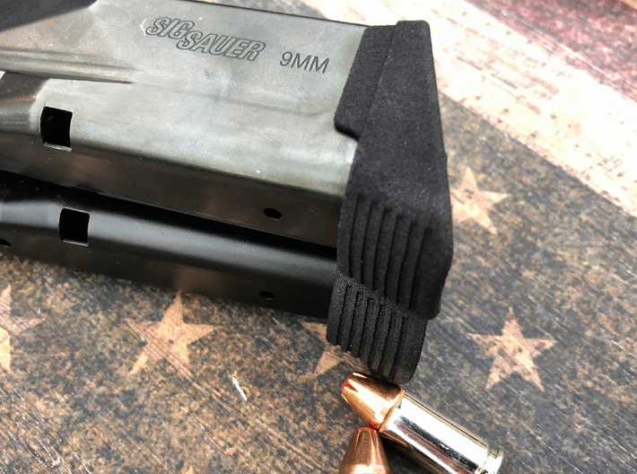 SIG P365 - Large Extended Base Pad 3d printed