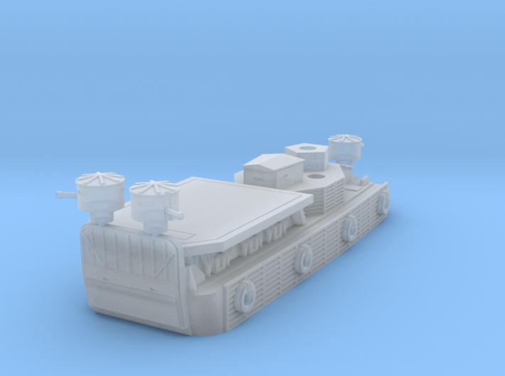 VIetnam Boat ATC esc: 1/144 3d printed