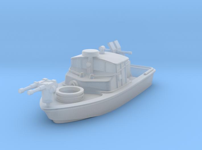 Vietnam Boat PBR esc:1/144 3d printed