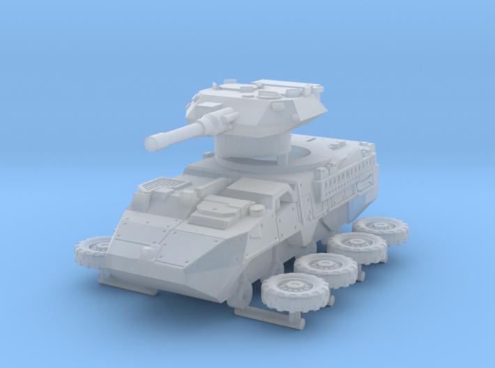Stryker Dragoon 30 mm RWS esc: 1:200 3d printed
