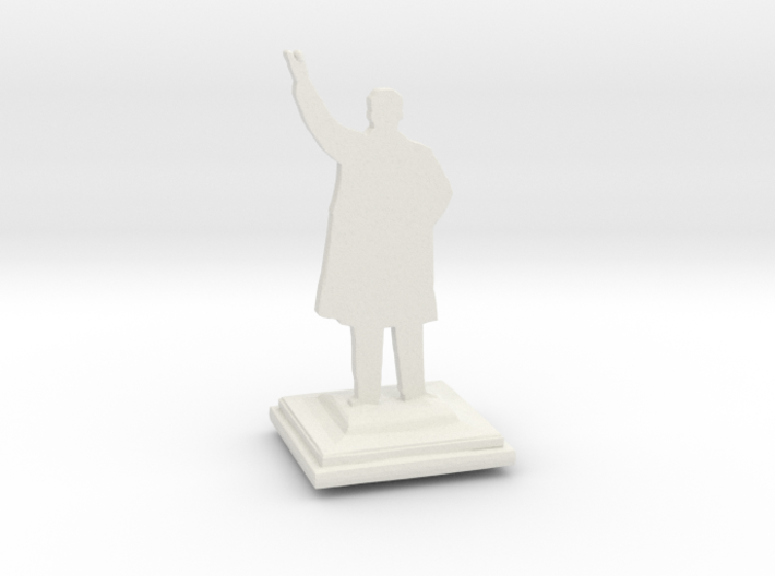Glorious Leader Monument 3d printed