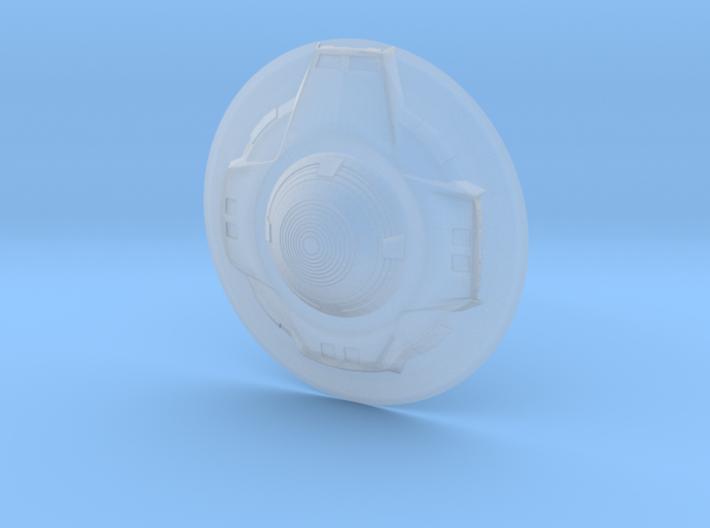 1/537 TMP Sensor/Spotlight Module 3d printed