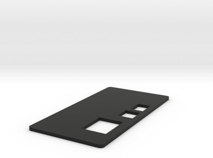 MiSTer - Case Universal v5.2 - Front only 3d printed