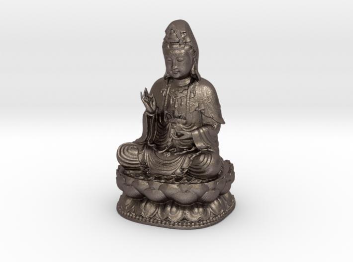 Avalokitesvara Bodhisattva 01 3d printed