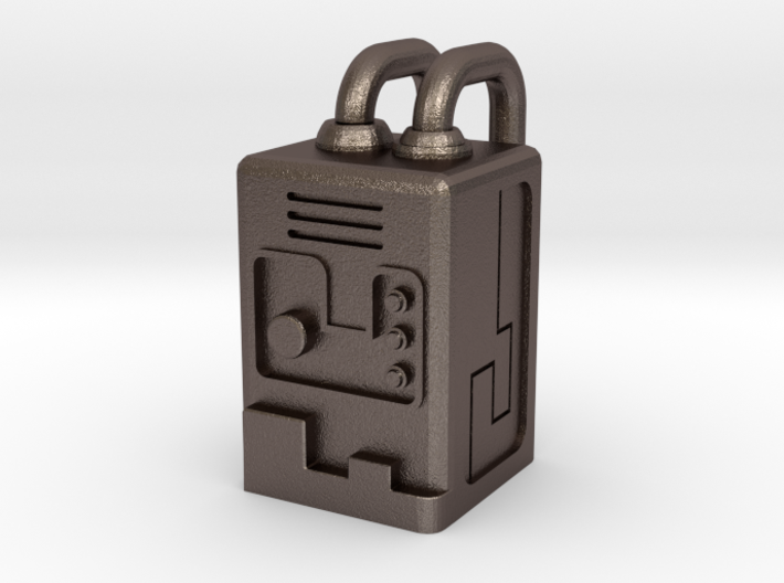 Gobot Portable Stealth Device 3d printed