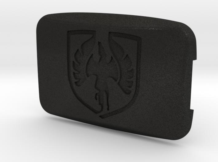 Pontiac Fiero Taillight Screw Cover - Fiero Emblem 3d printed
