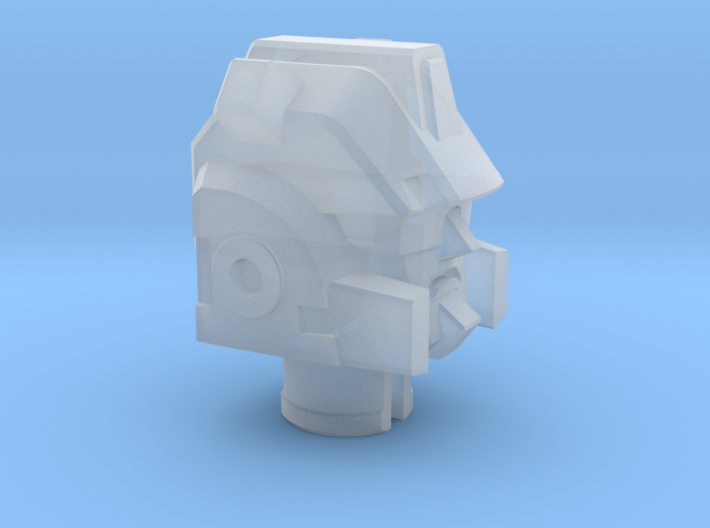 Foulmouthed Comedian Head for Titans Return 3d printed
