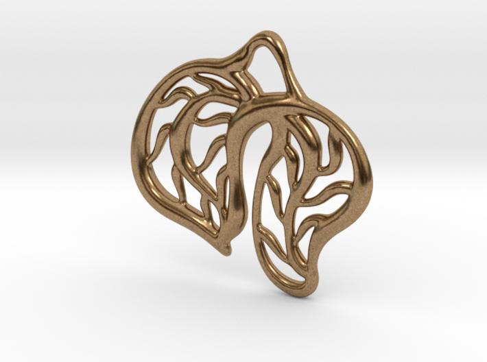 Leaves 3d printed
