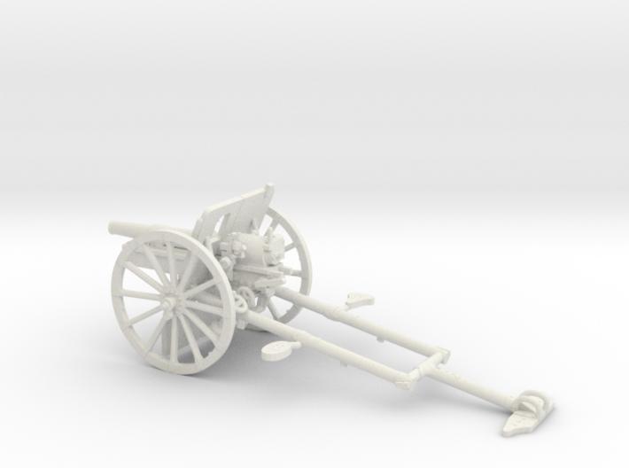 1/48 IJA Type 41 75mm Mountain Gun 3d printed