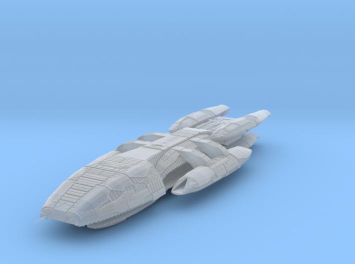 Battlestar Galactica 1:10000 3d printed