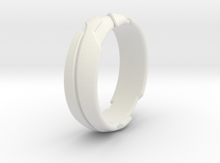 GD Ring - Edge 3d printed