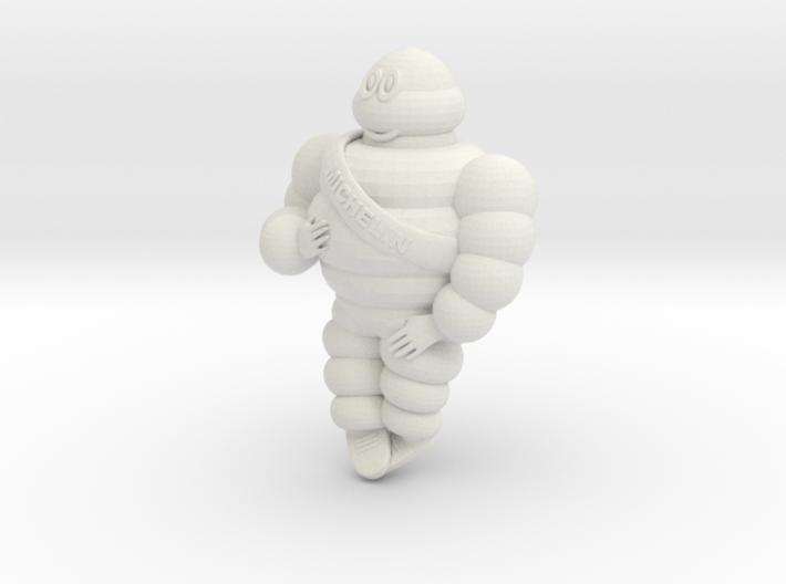 Michelin man 1/10 3d printed
