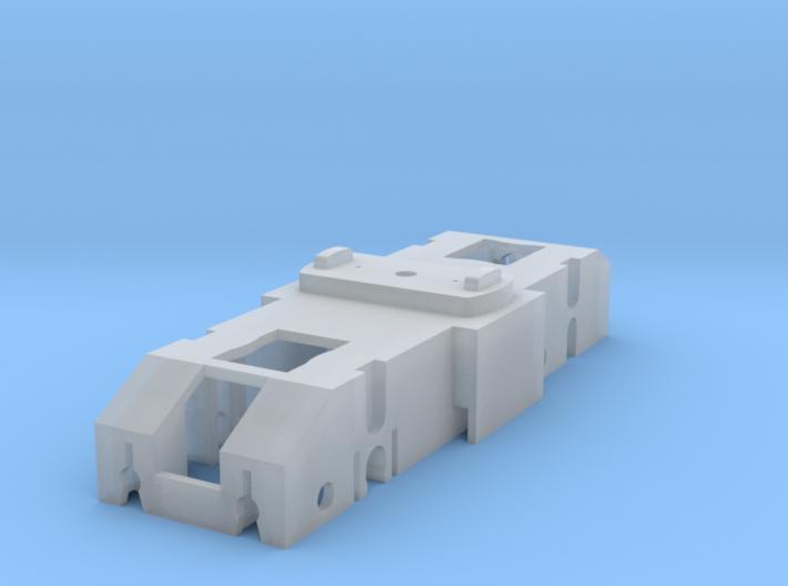 NS 6400 wielkast. Scale 1 (1:32) 3d printed