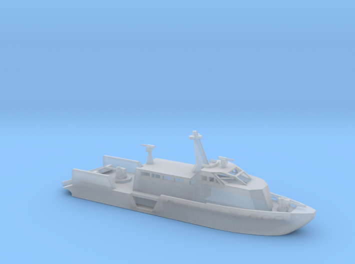 Mk VI Partol Boat Waterline 3d printed