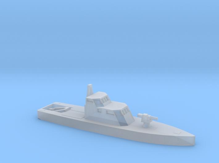 Mk V Patrol Boat Waterline 3d printed