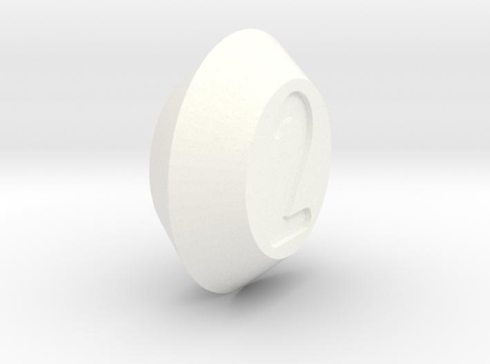 d2 - Improved 3d printed