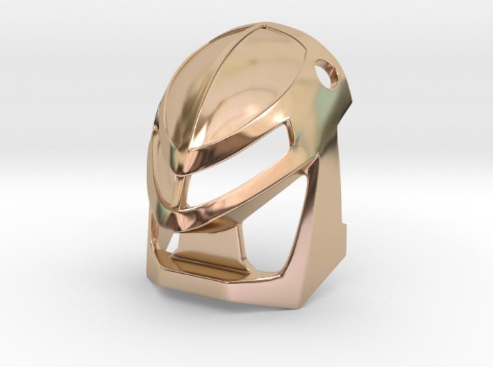 [Metal] Kanohi Miru 3d printed