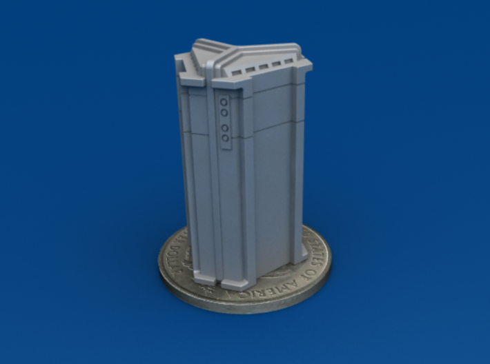 6-Pack of Star Wars Loot Crate Wargaming Terrain 3d printed Scaled to 30mm tall