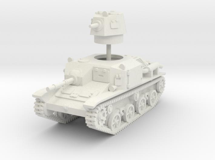 1/87 (HO) Type 92 Jyu-Sokosha (late) 3d printed