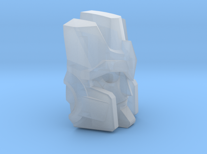 Doom Lounger's Face 3d printed