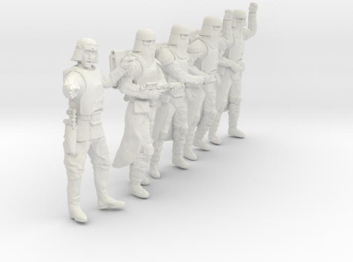1/30 Sci-Fi Sardaucar Platoon Set 102-05 3d printed