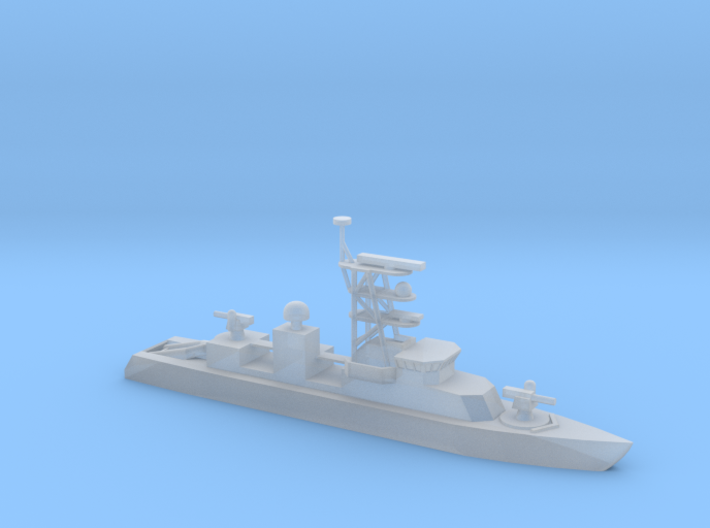 1/700 Scale Cyclone-class patrol ship 3d printed