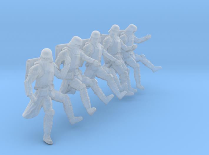 1/35 Sci-Fi Sardaucar Platoon Set 102-06 3d printed