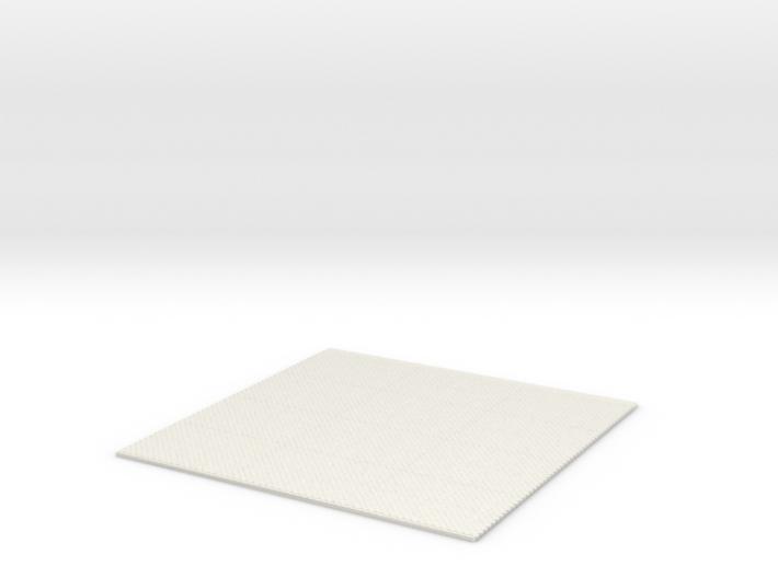 1/61 Fan Tile 3d printed
