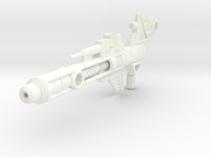 POTP Hun-grr Blaster Accessory 3d printed