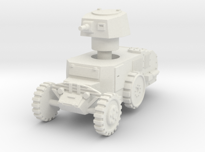 Gendron prot AMR 39 1:72 3d printed
