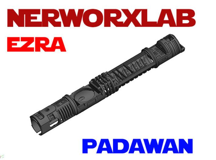 NWL Ezra - Padawan Lightsaber Chassis 3d printed