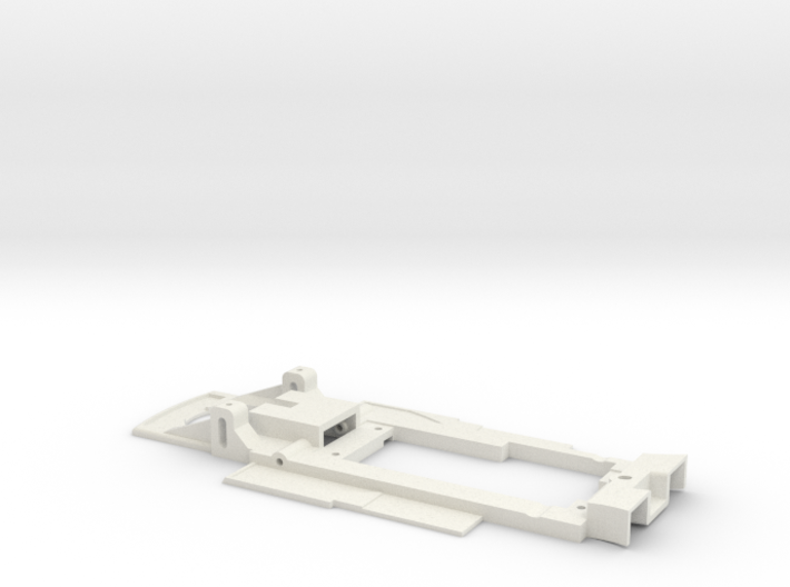 Carrera Universal 132 Toyota 88C Chassis 3d printed