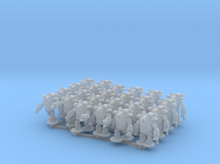 6mm Power-Armored Infantry (24) 3d printed