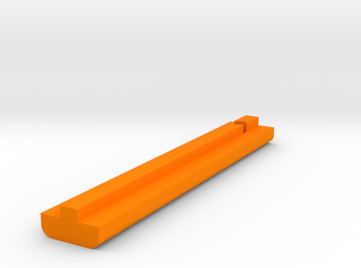 Rail Track-Stop, Z401 (Beneteau & Jeanneau, etc ) 3d printed EASY POINT OF REFERANCE