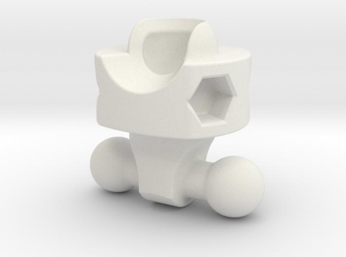 Belted Hip for ModiBot 3d printed Belted Hip for ModiBot