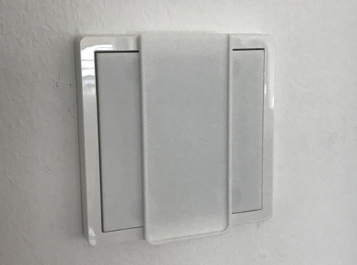 Philips Hue Switch holder for Gira 3d printed