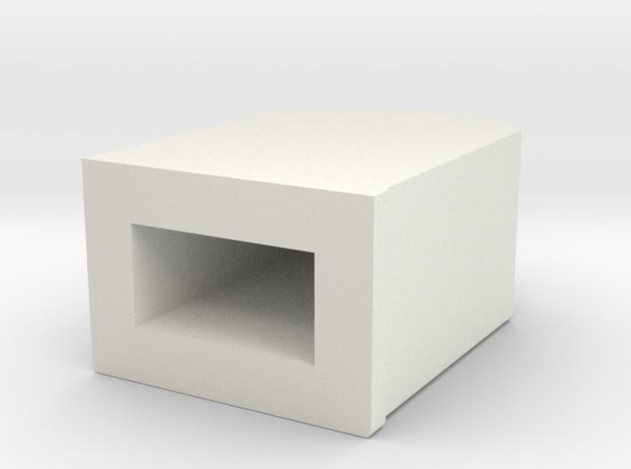 1-64 scale Welder Box 3d printed