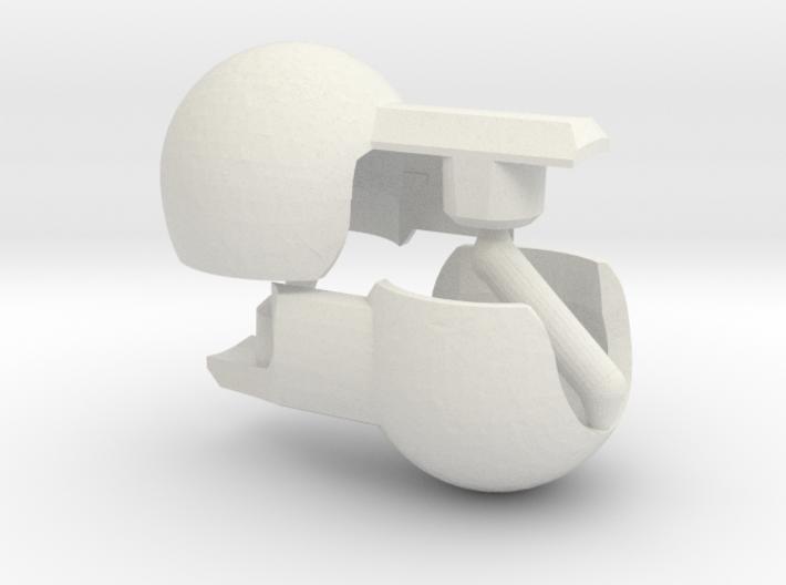 Shoulder Armor Set for ModiBot  3d printed Shoulder Armor Set for ModiBot