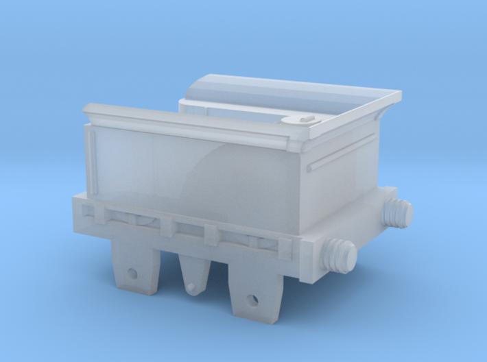 N Gauge Lion (Titfield Thunderbolt) Tender 3d printed