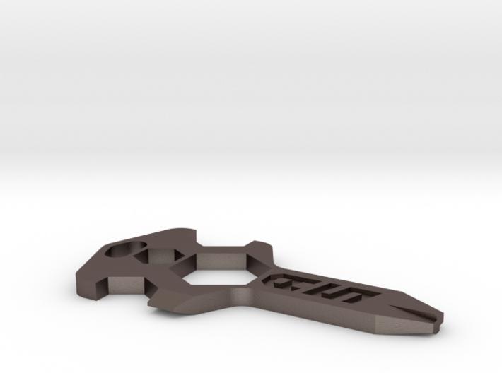 MultiKey 3d printed