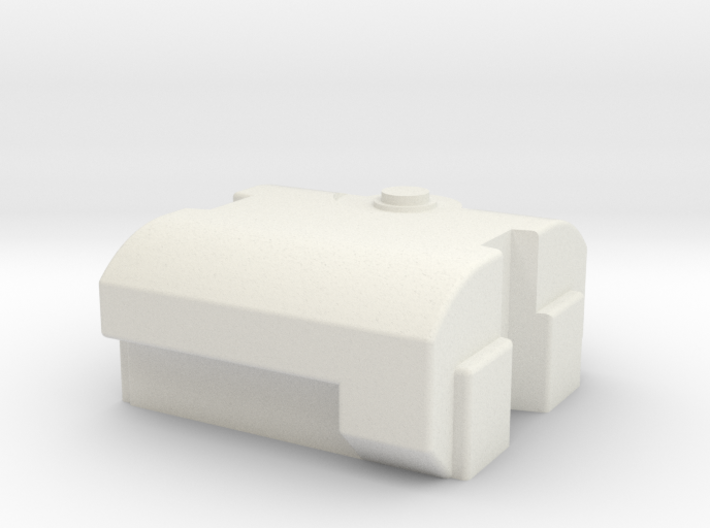 Ace Roto-Mold 205 Gallon Pick Up Truck Water Tank 3d printed