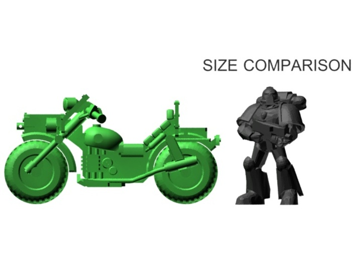 28mm Astrobike Recon x3 3d printed