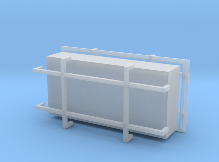 Nascar Gen 6 Fuel Cell Assembly For Revell Models 3d printed